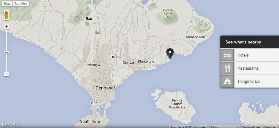 4Fundiving Bali Indonesia Location Map,Location Map of 4Fundiving Bali Indonesia,4Fundiving Bali Indonesia accommodation destinations attractions hotels map reviews photos pictures