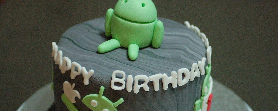 Ett år med Typ Android