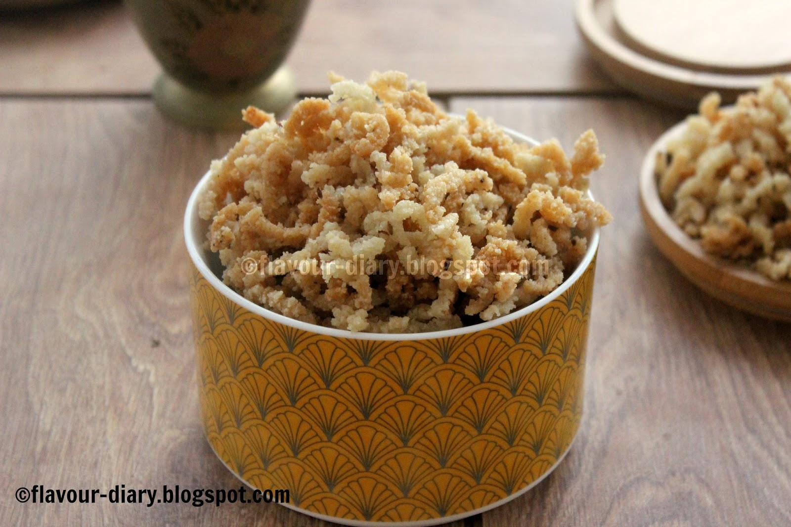 Rice Flour Murukku