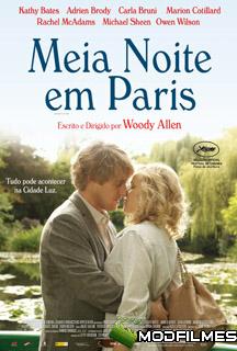Capa do Filme Meia Noite Em Paris