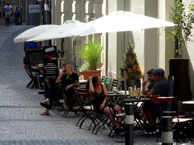 Niederdorf Quarter Zurich Old Town