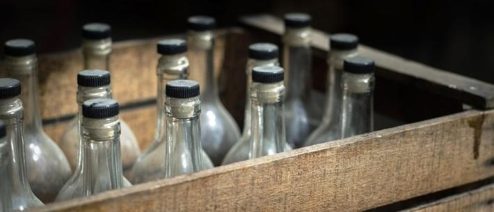 На Тернопільщині конфіскували алкогольних напоїв на більш як 3 млн. грн.