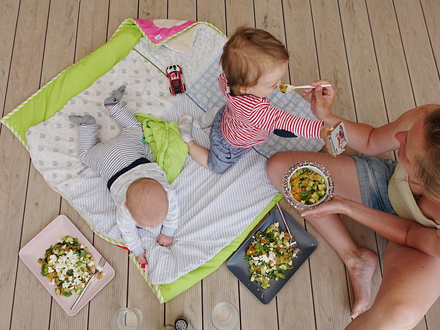 Quinoa als One Pot Gericht, einfach und lecker | #inunter20 | judetta.de