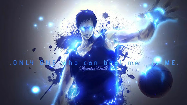 Kuroko's Basketball Aomine Wallpaper Engine
