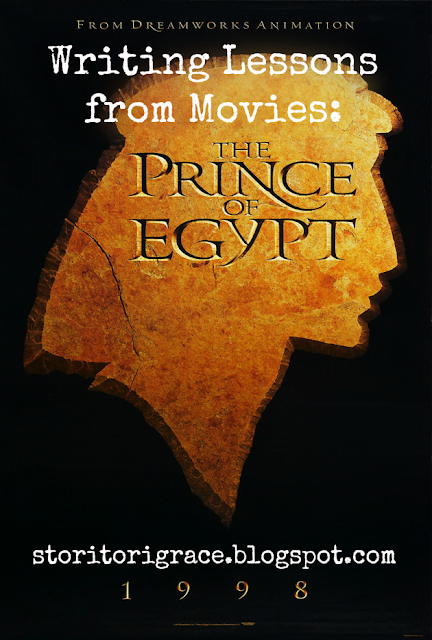 the prince of egypt lesson Those who are in power should not be arrogant and dismissive of those who are weaker than them since a stronger power may arise to give comeuppance.