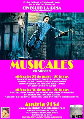 Musicales en Súper 8