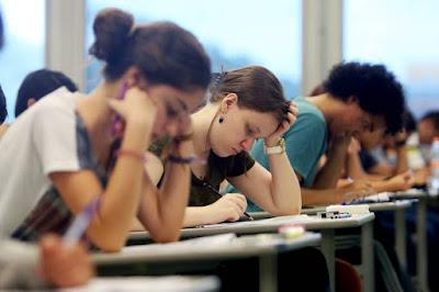 As notas do Enem podem ser usadas para disputar vagas no ensino superior público pelo Sistema de Seleção Unificado (Sisu)