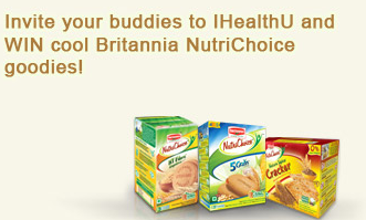 get Britannia NutriChoice Hampers
