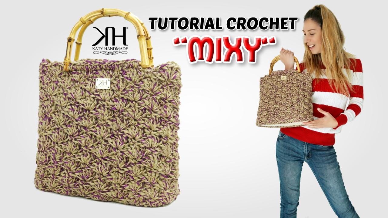 768e2c33f7 Come creare una borsa facilissima in juta ad uncinetto -