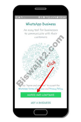 whatsapp business account kaise banaye-biswajit2.com