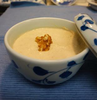 クルミクリーム バター 写真 低糖質 ダイエット