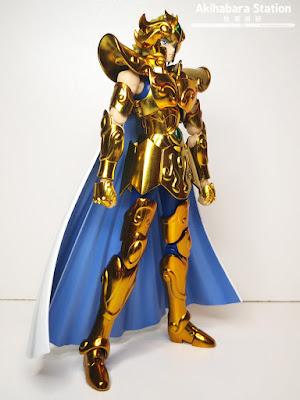 Saint Cloth Myth EX Leo Aioria ver. Revival de Saint Seiya - Tamashii Nations