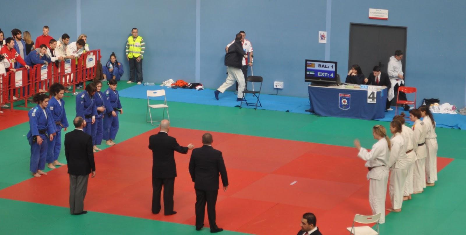 Extejudo vuelve la liga de judo nacional 1 jornada for Gimnasio villaviciosa de odon