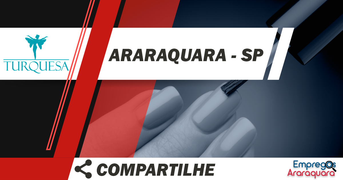 Designer de Sobrancelha / Araraquara - SP / Cód. 3481