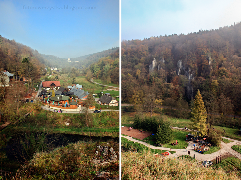 Ojców, Ojcowski Park Narodowy, małopolskie, Dolina Prądnika, Jonaszówka