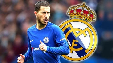 Eden Hazard tiết lộ tham vọng được thử sức tại một câu lạc bộ mới