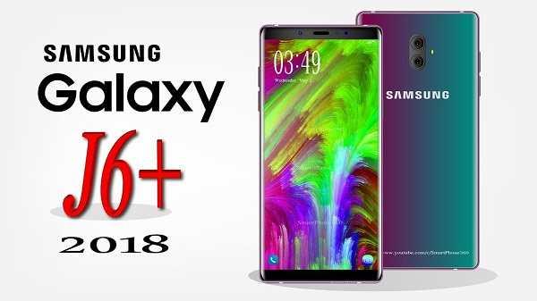 Spesifikasi Dan Harga Samsung Galaxy J6 Plus Terbaru