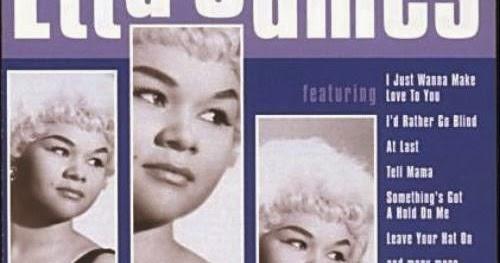 Etta James Etta Is Betta Than Evvah