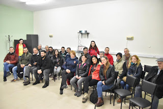"""""""Επίσκεψη του ΙΕΚ Συνοδών Βουνού στη Διασωστική Ομάδα Πιερίας""""."""