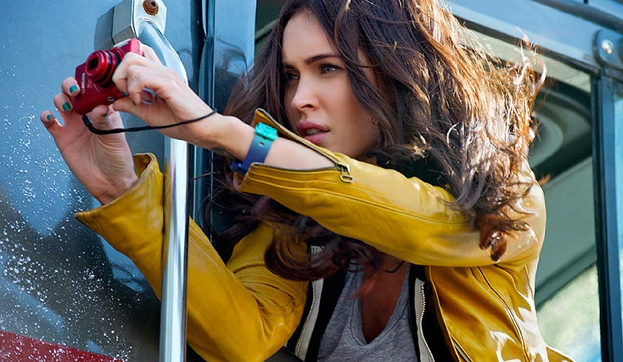 Megan Fox în Teenage Mutant Ninja Turtles