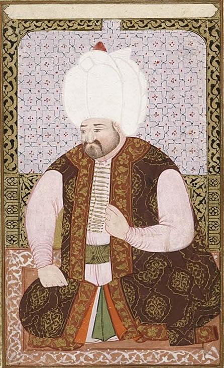 Selim II -  Ottoman Sultan