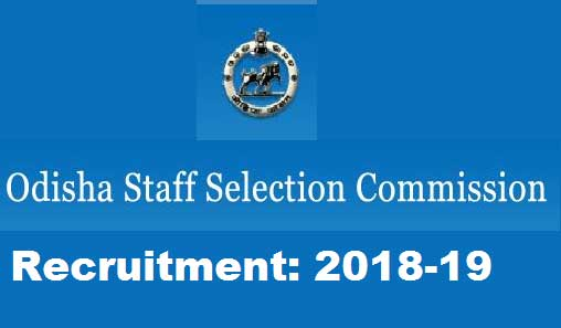 OSSC Recruitment 2018- Online apply for Latest Post of Inspector of Legal Metrology and other posts.