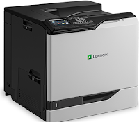 Lexmark CS820 Driver Download