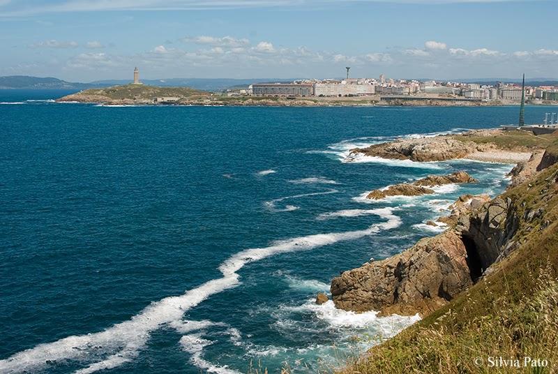 Paseo marítimo Torre de Hércules