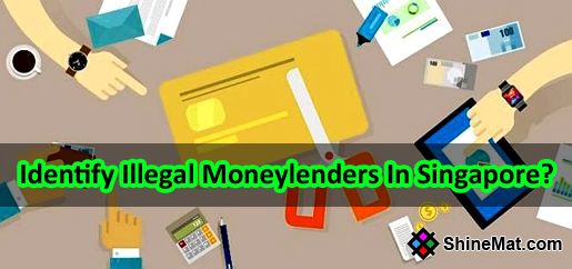 Identify Illegal Moneylenders