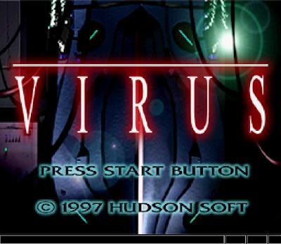 【SS】病毒(VIRUS),精美的懷舊恐怖AVG!