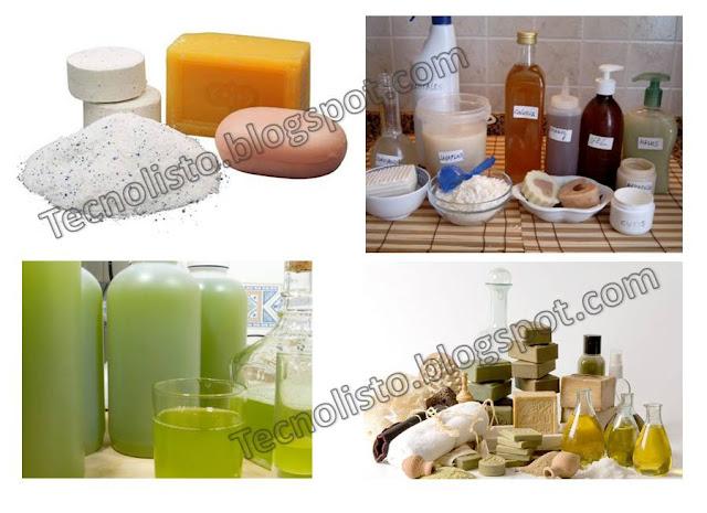 """"""" Fórmulas Químicas para Elaborar Productos de Higiene y Limpieza-1"""""""