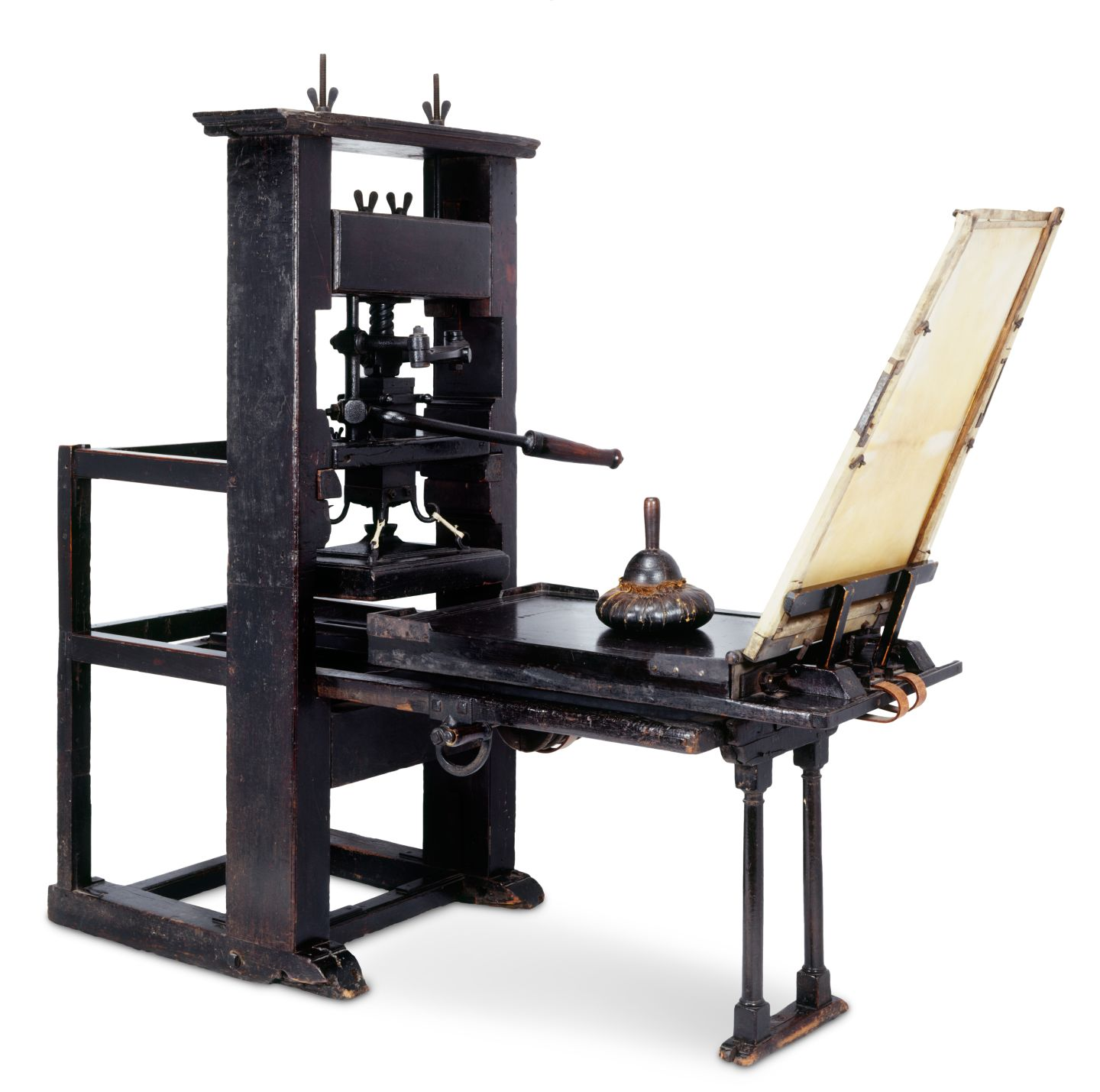 the printing press and the protestant Johannes gutenberg's invention of the printing press in 1451 opened lines of communication throughout the world the advent of the printing press changed the face of journalism and education.