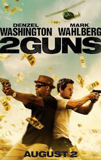 2 Guns (2013) 720p BRRip Dual Audio [Hindi – English] – 850MB