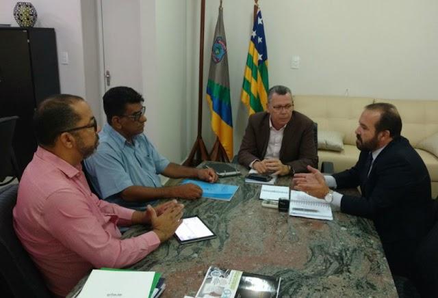 Caso Jefferson Pureza: Delegado-geral recebe presidente de associação de rádios comunitárias