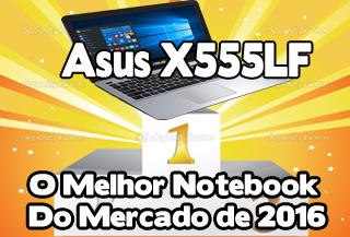o melhor notebook do mercado