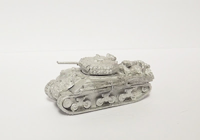 BRV29   M4A4 Sherman, 75mm, field armour