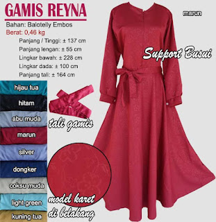 Gamis balotelly embos-reyna