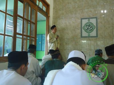 Pengarah Acara Sholat Idul Fitri di Mesjid As Salam