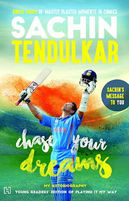 Download Free Sachin Tendulkar Chase Your Dreams book PDF