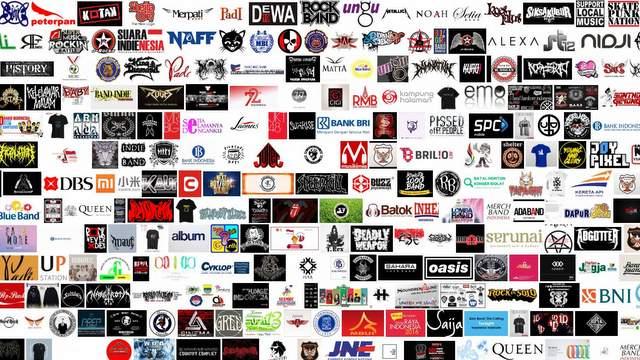 Logo Band Indonesia