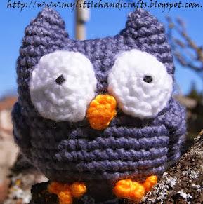 http://mylittlehandicrafts.blogspot.com.es/2013/09/buho-amigurumi-patron.html