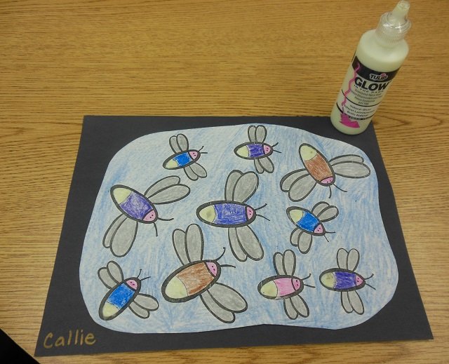 Kindergarten Holding Hands And Sticking Together Eric Carle S The Very Lonely Firefly