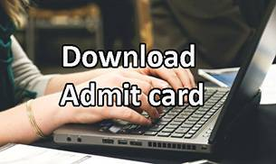 Syndicate Bank Exam Admit Card 2017