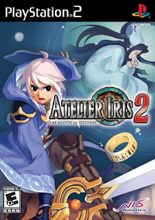 Atelier Iris 2 The Azoth of Destiny NTSC PS2