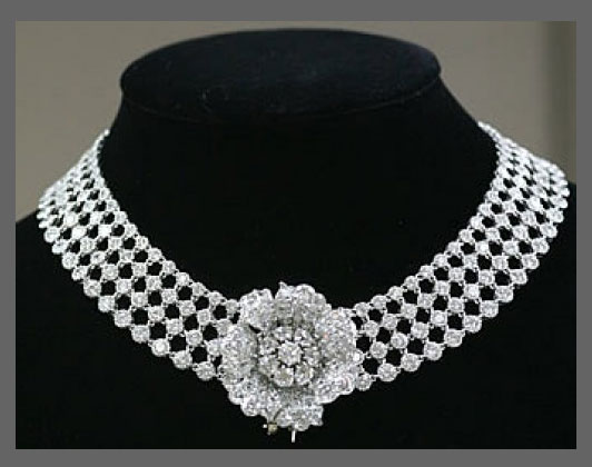 Diamond Necklace Designs Pictures Fashion World