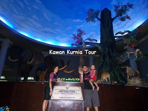 Museum Satwa Batu Malang