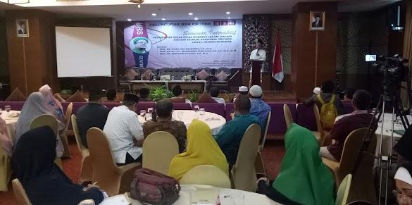 Munarman Resmikan Peluncuran HRS Centre