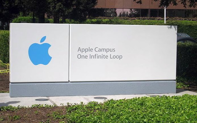 man dead in apple headquarter in california