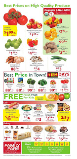 Family Fare Weekly Ad March 25 - 31, 2018