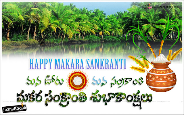makara sankranti in Telugu, telugu sankranti wallpapers with wishes, Telugu sankranti